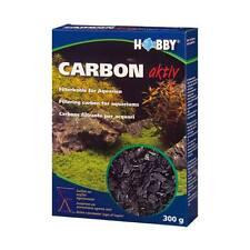 Hobby Carbon aktiv 300g - Aktivkohle Filter Filterkohle