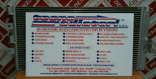 Condensatore Radiatore Aria Condizionata Fiat Punto 2003 Impianto VALEO