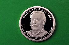 2013-S  GEM  Proof (William Howard Taft) Deep Cameo US Presidential One Dollar