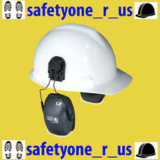 Howard Leight - Leightning® L2H Hard Hat Mountable Earmuffs Ear Protection -29dB
