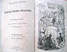 Westermann`s Illustrierte Deutsche Monatshefte 24. Band April - Sept. 1868
