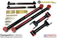 MSS Control Arms Brace & Upper Lower Trailing 68-72 GM A Body Suspension Kit