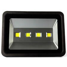 200W Led Flood Light Outdoor Security Spotlight Lamp Garden Yard Cool White 120V