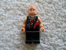 LEGO Indiana Jones Minifig - Rare Mola Ram w/o Headgear - From 7199 - Excellent