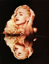 Madonna UNSIGNED photograph - L8672 - Vogue - NEW IMAGE!!!