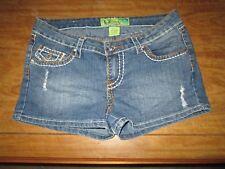 L2 Jeanswear Short Denim Shorts Size 7