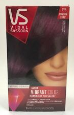 Vidal Sassoon 5VR London Luxe London Lilac Hair Color Vibrant New