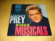 Hermann Prey - Sings Musicals - My Fair Lady , Kiss me Kate usw.