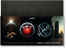 Taschen The Making of Stanley Kubrick's «2001 a Space Odyssey»