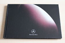 96282) Mercedes - designo - Hardcover - Prospekt 05/2002