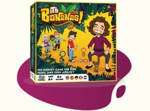 Its Bananas Game McMiller 4+ players ages 6+