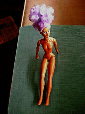 Vintage Jem And The Holograms Shana African American Doll Hasbro 1985