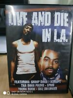 Live And Die In L A DVD MUSICALE OTTIMO