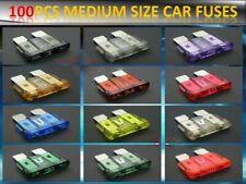 9 x Assorted Low Profile MICRO mini Blade Fuses fits JAGUAR 2010on