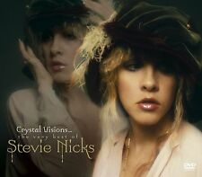 Stevie Nicks - Crystal Visions NEW SEALED! 2LP Best of comp 180g vinyl! gatefold