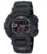 BRAND NEW CASIO G-SHOCK G9000MS-1 MUDMAN DIGITAL BLACKOUT MENS WATCH NWT!!!