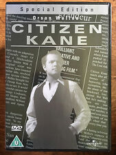 Orson Welles CITIZEN KANE ~ 1941 Classic | 2-Disc Special Edition UK DVD