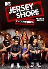 Jersey Shore: Season Three (Uncensored), New DVDs