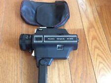 Vintage Fujica single 8 ZX300 Movie Camera & Case - Untested