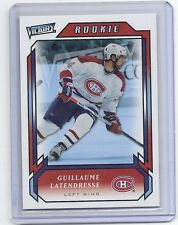 06-07 2006-07 UPPER DECK VICTORY GUILLAUME LATENDRESSE UPDATE ROOKIE RC 290 HABS