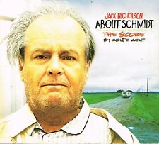 CD Album: BO du film: about Schmidt: Rolfe Kent. new line. D2