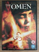 Julia Stiles Liev Schreiber The Omen ~2006 Demonico Horror Remake UK DVD