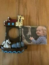 """Noah's Ark Picture Frame by Home Accent 4"""" x 6"""""""