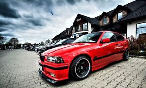 M-PAKIET BMW E36 FATLIP  FRONT SPOILER
