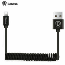 1.6M Baseus Flexible Lightning Data Sync Charging Cable for iPhone X 10 8 7 6 5