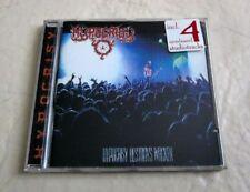 HYPOCRISY - Destroys Wacken  Org CD 1999  First PRESSING  MINT RARE