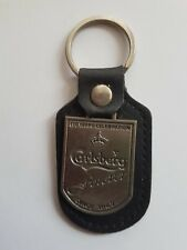 Malaysia antique key chain Carlsberg