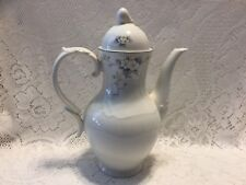 Royal Doulton The Moselle Collection Lausanne Coffee Tea Pot English China