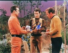 OFFICIAL WEBSITE Stewart Moss STAR TREK Original Series 8x10 Photo AUTOGRAPHED