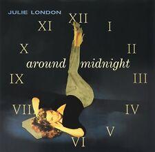 Julie London AROUND MIDNIGHT 180g GATEFOLD New Sealed Vinyl Record LP