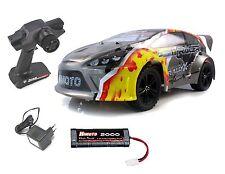 Coche radiocontrol Himoto RallyX Racer.Electrico. 4WD.Emisora 2,4Ghz.Escala 1/10