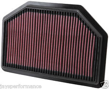 KN AIR FILTER REPLACEMENT FOR HYUNDAI GENESIS COUPE V6-3.8L F/I; 2013-2015