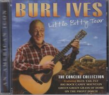 "Burl Ives ""Little Bitty Tear - The Concert Collection"" NEW CD 1st Class Post UK"