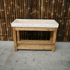 Waschtisch altholz kaufen  Markenlose Waschtische & -becken für das Badezimmer | eBay