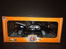 M2 Ford Mustang Mach 1 428 1970 Black 1/24