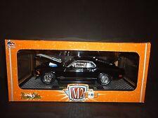 M2 Ford Mustang Mach 1 428 1970 Black 1/24