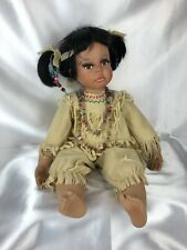 """Paradise Galleries Treasury Collection """"Joyful Dove"""" Doll By Kelly RuBert Native"""
