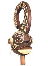Art Africain Arts Premiers - Ancien Passeport Gurunsi - Burkina Faso - 29,5 Cms