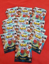 13 PACKS OF ZAK STORM Collectible Treasure w/4 COINS/BAG,52 TOTAL COINS,SEALED
