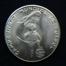 New Listing1978 Argentina rare silver medal soccer football Fifa World Cup