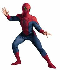 NWT DELUXE SPIDER-MAN MOVIE COSTUME FOR ADULTS XL 42-46 COMIC CON APPROVED