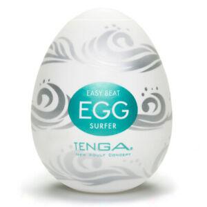 Tenga Egg Surfer Masturbator - Free Shipping