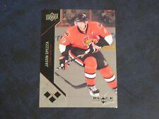2011-12 Black Diamond Triple #175 Jason Spezza Ottawa Senators SP