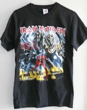 Iron Maiden The Number Of The Beast Tee Shirt T-Shirt Homme Taille S TS049 neuf
