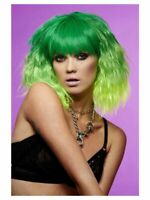 Women's Manic Panic® Venus Envy™ Trash Goddess Wig Fancy Dress Hen Night Fun