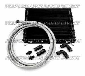 TRIMATIC PRO TRANSMISSION COOLER KIT HOLDEN V8 253 308 355 HOTROD